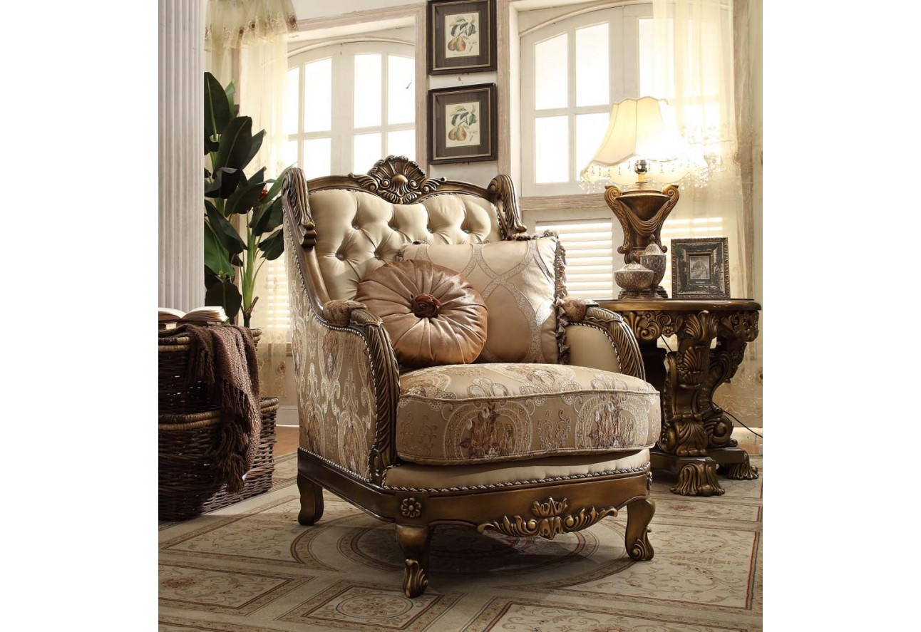 Living room hd 506 homey design upholstery living room set