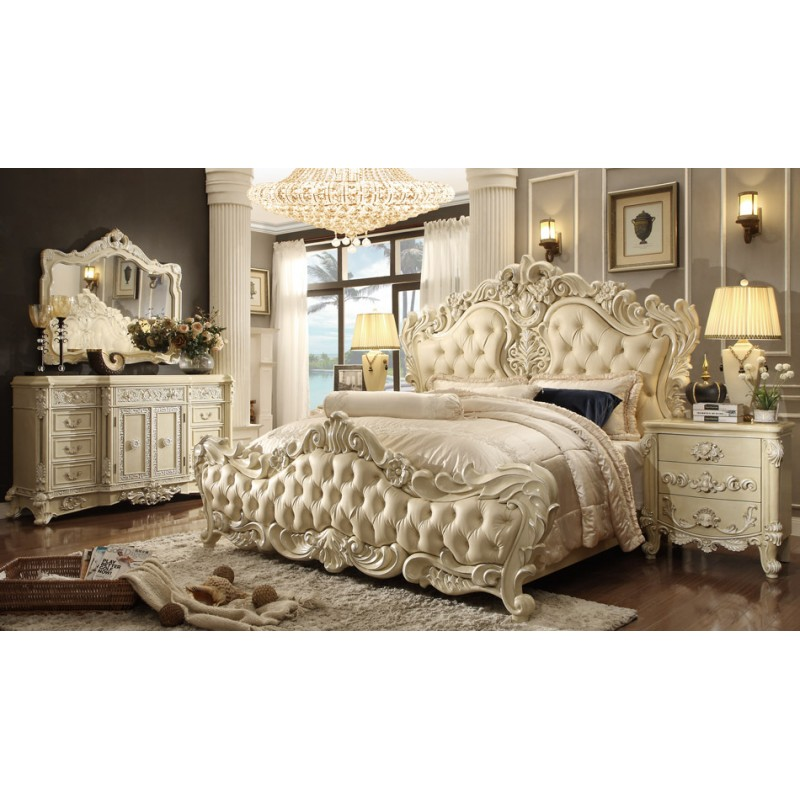 Style Furniture Bedroom Sets HD 5800 Bedroom Set Homey Design
