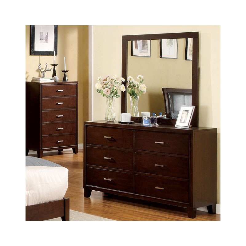 Bedroom CM7066 Enrico III Import Furniture Of America Bedroom Set