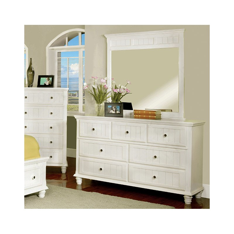 CM7690 Willow Creek Import Furniture Of America Bedroom Set Platform