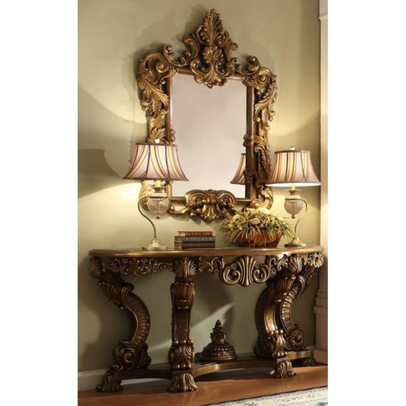 Hd 8008 homey design mesitas para sala estilo victoriano clasico ...