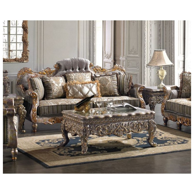 Living room hd 287 homey design upholstery living room set