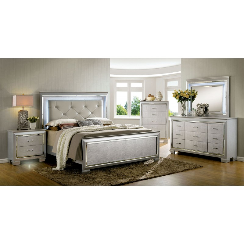 Bedroom Collections Master Bedroom CM7979SV Furniture Of America