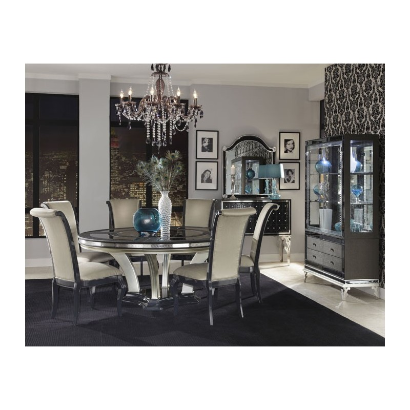aico michael amini collection by room dining rooms aico