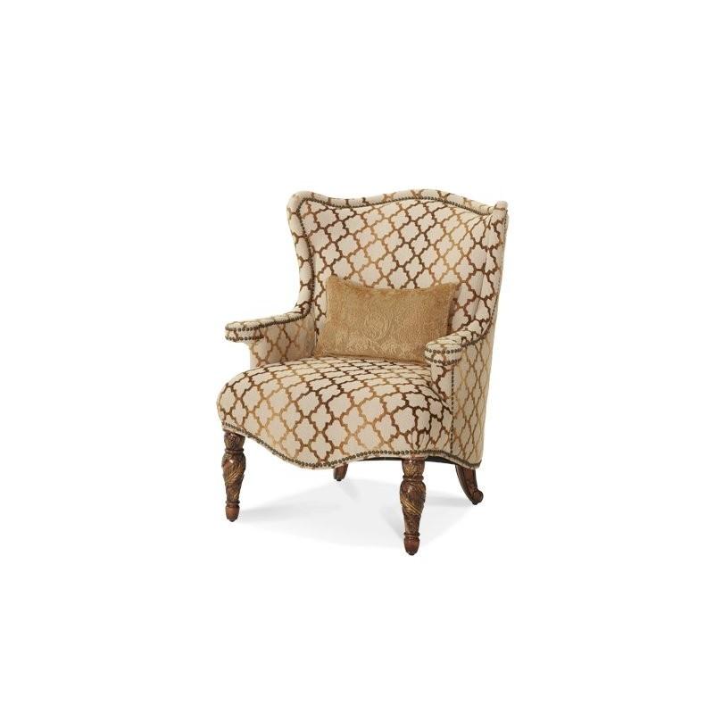 Aico juego de sala sillones de la coleccion Villa Valencia