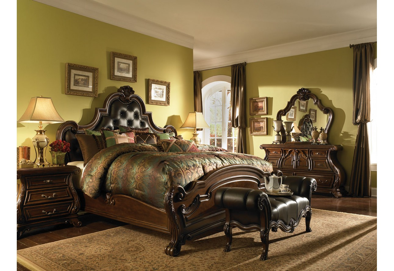 aico palace gates 02000 bedroom collection